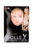 Надувная секс-кукла ARIANNA с реалистичной головой и конечностями - фото 97289