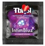 Гель-лубрикант Intim bluz в одноразовой упаковке - 4 гр. - фото 11504