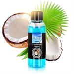 Массажное масло Eros tropic с ароматом кокоса - 50 мл. - фото 88939