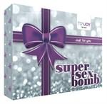Эротический набор SUPER SEX BOMB PURPLE - фото 1147722