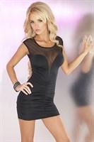 Сексуальное платье с красивым декольте - фото 244071
