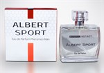 Мужская парфюмерная вода с феромонами Natural Instinct Albert Sport - 100 мл. - фото 1148724
