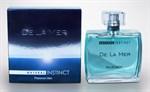 Мужская парфюмерная вода с феромонами Natural Instinct De La Mer - 100 мл. - фото 1517221