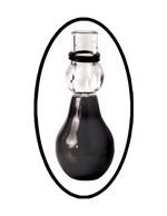 Чёрные помпы для сосков Nipple Erector Set - фото 212953