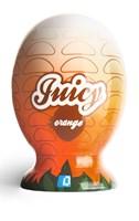 Мини-мастурбатор в форме апельсина Juicy Mini Masturbator Orange - фото 1653485