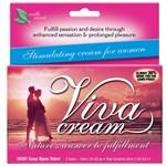Стимулирующий крем VivaCream для женщин - 30 мл. - фото 13214