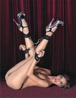 Сцепка рук и ног с фиксирующими ремнями - фото 214026