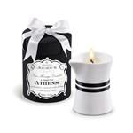 Массажное масло в виде большой свечи Petits Joujoux Athens с ароматом муската и пачули - фото 12503