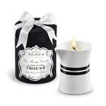Массажное масло в виде большой свечи Petits Joujoux Orient с ароматом граната и белого перца - фото 14127