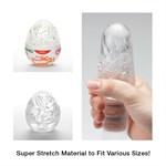 Мастурбатор-яйцо Keith Haring EGG STREET - фото 1150392