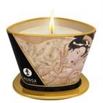 Массажная свеча Vanilla Fetish с ароматом ванили - 170 мл. - фото 214393