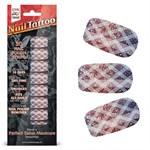 Набор лаковых полосок для ногтей Блестящий градиент Nail Foil - фото 14580