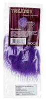 Фиолетовая пуховая щекоталка - 13 см. - фото 97217