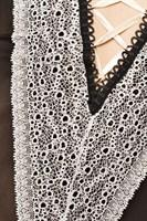 Сексуальный комплект из корсета и трусиков Shirley - фото 531813