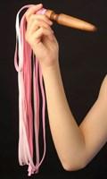 Розовая плеть  Комета  - 60 см. - фото 15792
