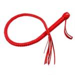 Однохвостная красная плеть - 70 см. - фото 15806