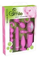 Розовый набор секс-игрушек - фото 141674