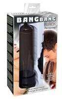 Вакуумная помпа Penis Pump Bang Bang - фото 1153174