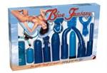 Набор для сексуальных игр  Голубая Фантазия  - фото 1153301