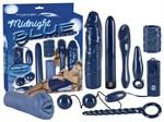 Эротический набор Midnight Blue Set - фото 17016