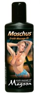 Массажное масло Magoon Muskus - 100 мл. - фото 230690