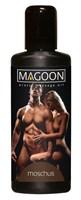 Массажное масло Magoon Muskus - 50 мл.  - фото 458632