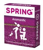 Ароматизированные презервативы SPRING AROMANTIC - 3 шт. - фото 17355