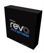 Массажер простаты с вращающейся головкой NEXUS REVO INTENSE - 14,5 см. - фото 458895