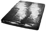 Черная виниловая простыня Vinyl Bed Sheet - фото 248711