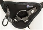 Трусики Harness с двумя насадками UNI strap - 17,5 и 18 см. - фото 1154193