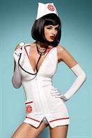 Игровой костюм доктора скорой помощи Emergency dress - фото 218059