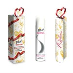 Концентрированный лубрикант на силиконовой основе pjur WOMAN в подарочной упаковке - 100 мл. - фото 1154883