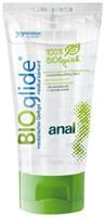 Лубрикант на водной основе BioGlide Anal - 80 мл. - фото 307254