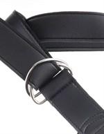 Страпон на виниловых трусиках Strap-on Harness Cock - 17,8 см. - фото 219045