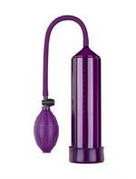Фиолетовая вакуумная помпа Discovery Racer Purple - фото 188582