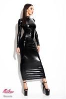 Длинное платье Dorothea  с вырезами по всей длине - фото 460657