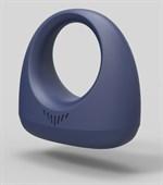 Синее эрекционное smart-кольцо MAGIC MOTION DANTE - фото 220708