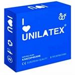 Классические презервативы Unilatex Natural Plain - 3 шт. - фото 1660053