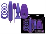 Фиолетовый вибронабор FLIRTY - фото 186077