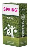 Классические презервативы SPRING CLASSIC - 9 шт. - фото 1158641