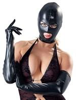 Маска на голову Head Mask с wet-look эффектом - фото 1158656