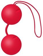 Красные вагинальные шарики Joyballs Trend - фото 1159514