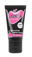 Анальная крем-смазка Creamanal АСС - 25 гр. - фото 1662554