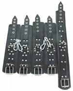 Набор кожаных фиксаторов - фото 1159773