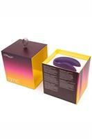 Фиолетовый вибромассажер для пар We-Vibe Sync Purple на радиоуправлении - фото 148769