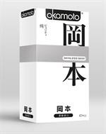 Презервативы OKAMOTO Skinless Skin Purity - 10 шт. - фото 313197