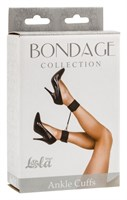 Поножи Bondage Collection Ankle Cuffs One Size - фото 1319431