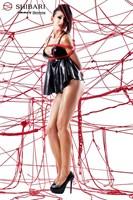 Беби-долл Tsuki с открытой спиной и верёвками для связывания - фото 1161232