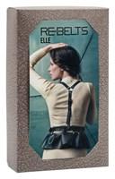 Портупея 3-в-1 Elle Black с оборками - фото 1531642