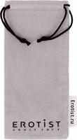 Фиолетовый бесконтактный стимулятор клитора Coxy с вибрацией - фото 1161921
